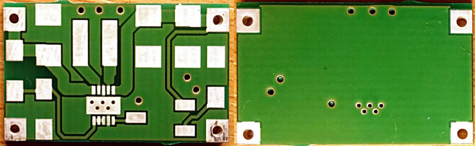 Почти универсальный конвертер на TPS63000, или общепит для самых маленьких - 4