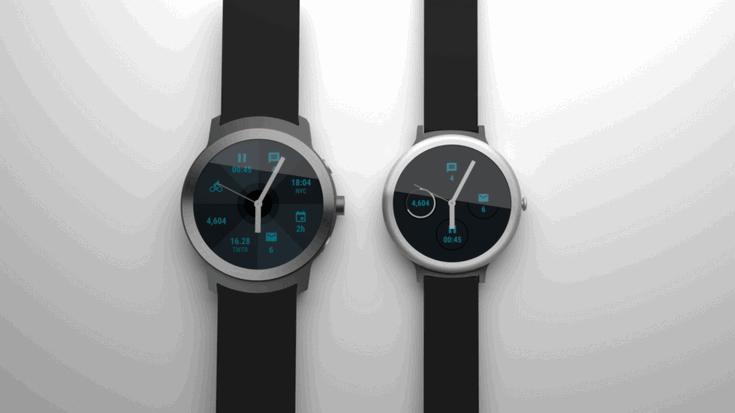 Умные часы LG Watch Sport и Watch Style, созданные совместно с Google, выйдут 9 февраля и будут работать с Android Wear 2.0