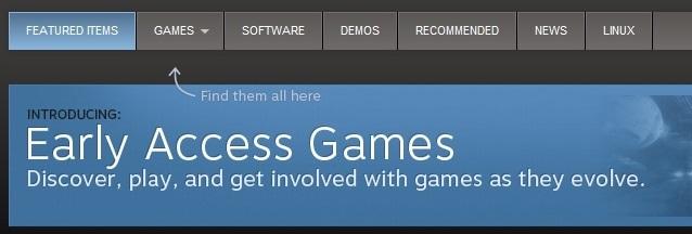 Как «правильно» выходить в Ранний Доступ на Steam - 1