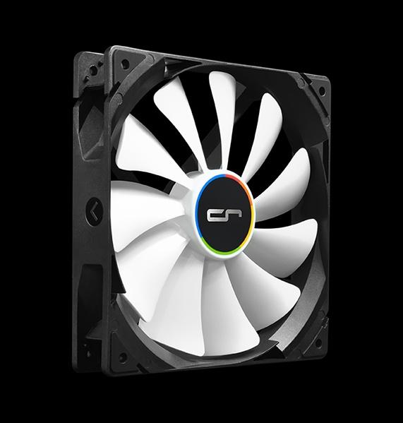 Cryorig представила вентиляторы QF140 Performance и QF140 Silent