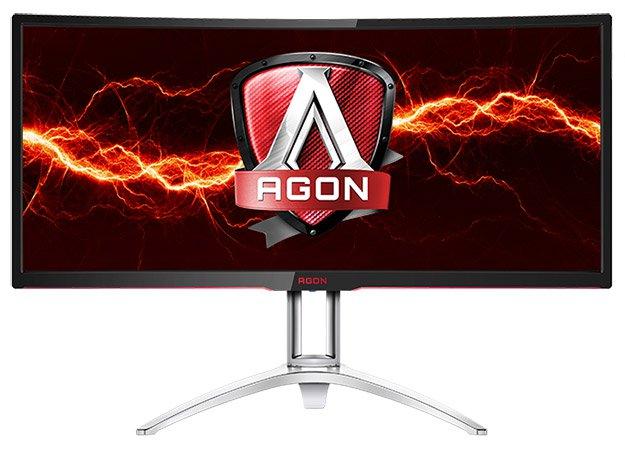 Игровой монитор AOC Agon AG352UCG можно будет купить в марте