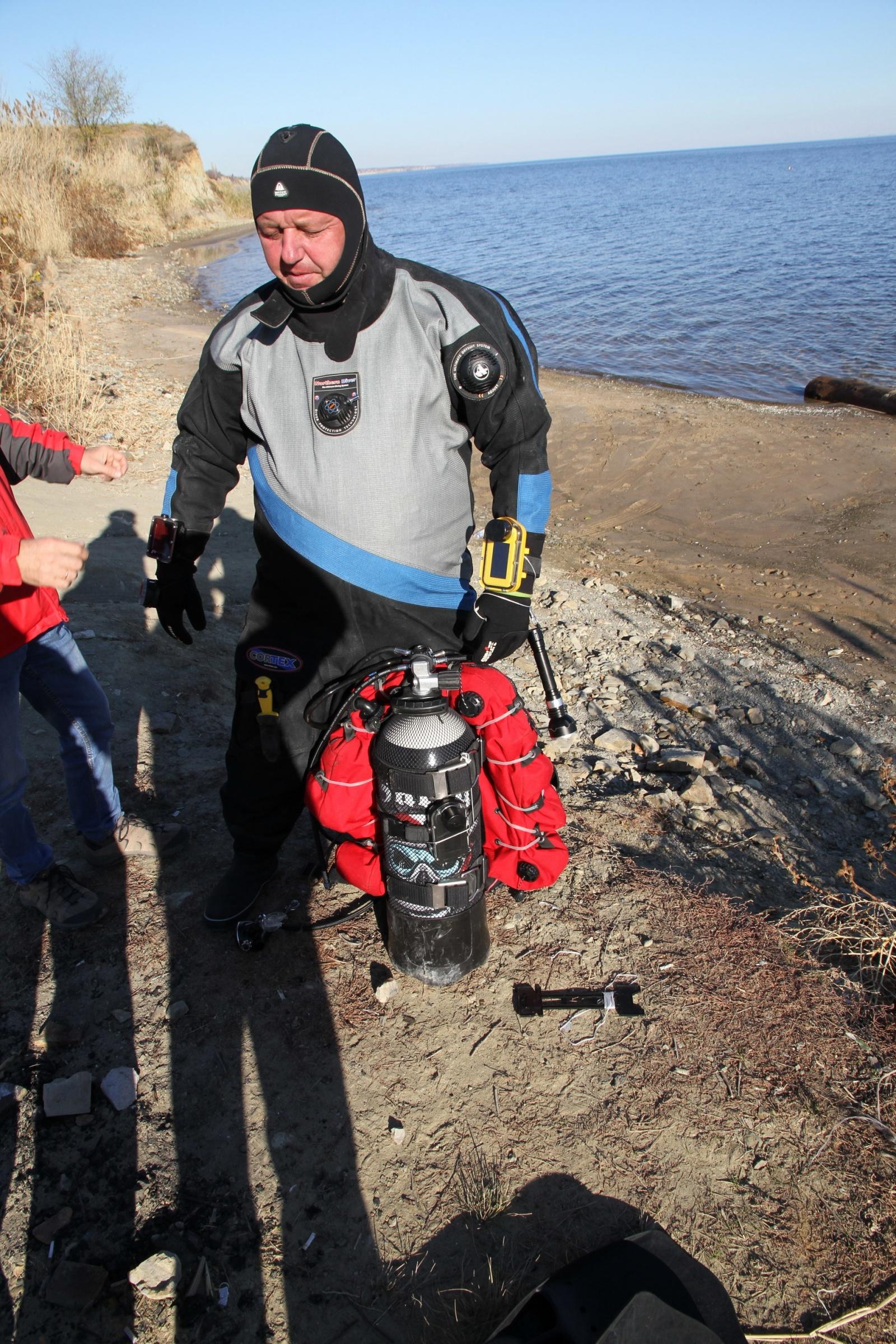 Подводный GPS с нуля за год - 12