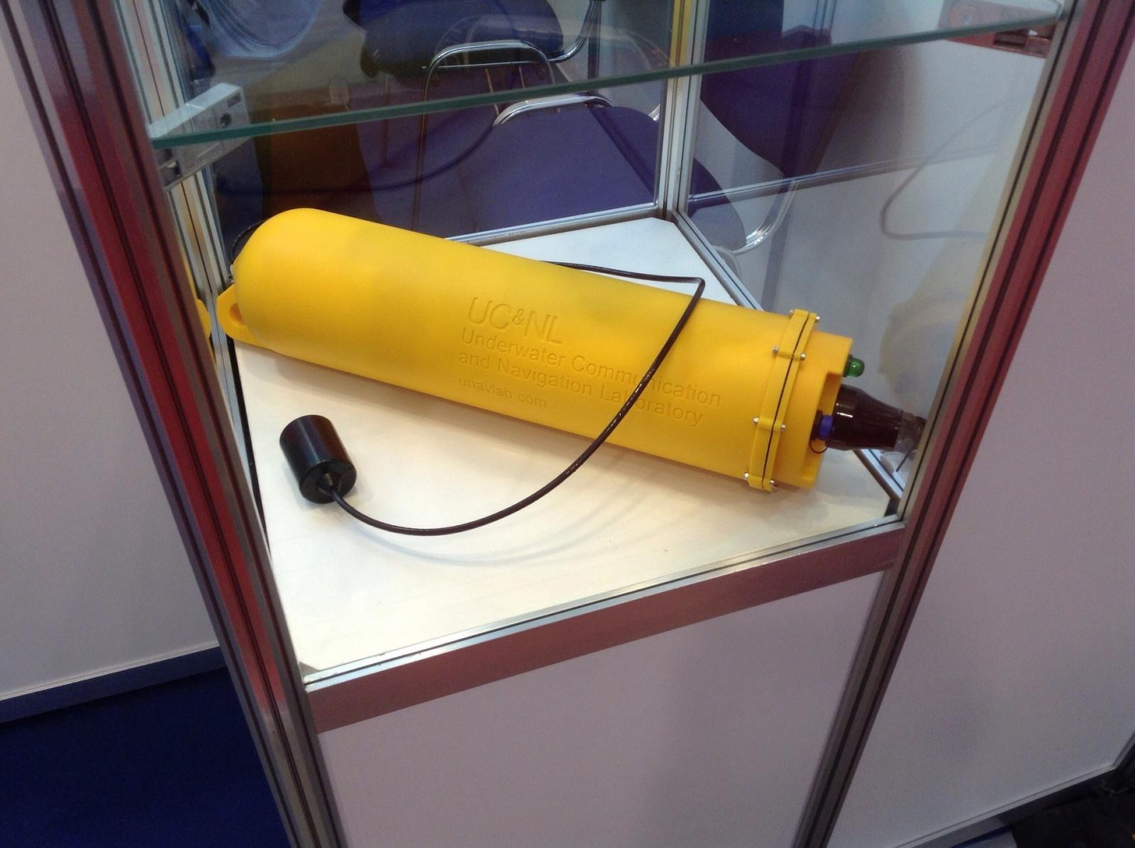 Подводный GPS с нуля за год - 7