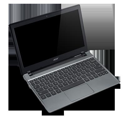 Acer C710: установка Windows 10 - 1