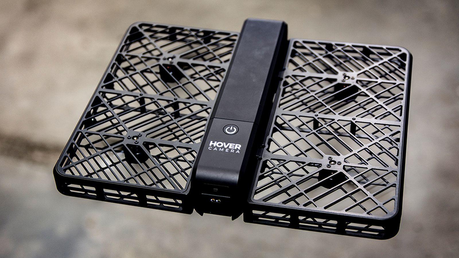 Портативные селфи-дроны: обзор Hover Camera Passport от Madrobots - 5