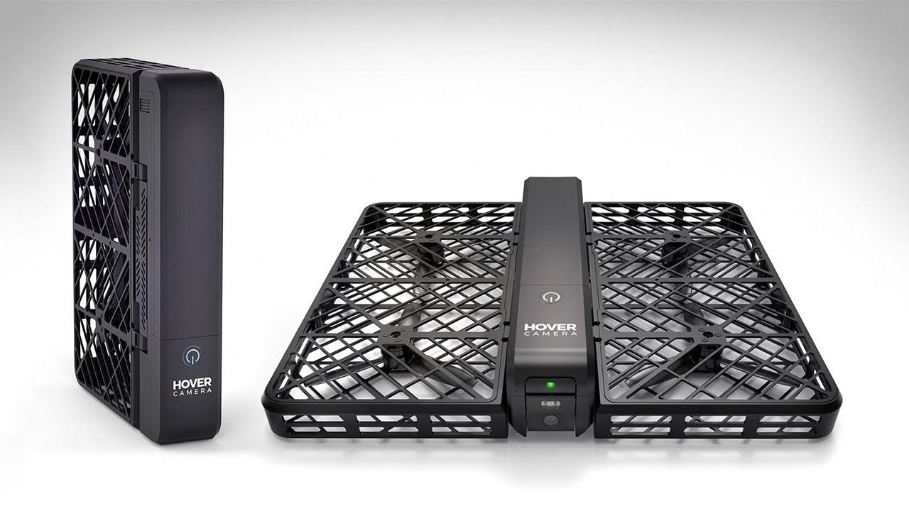 Портативные селфи-дроны: обзор Hover Camera Passport от Madrobots - 1