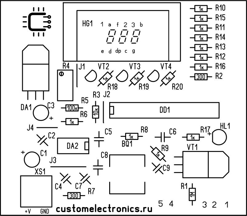Simple Solder MK936. Паяльная станция для тех, кто хочет сам - 5