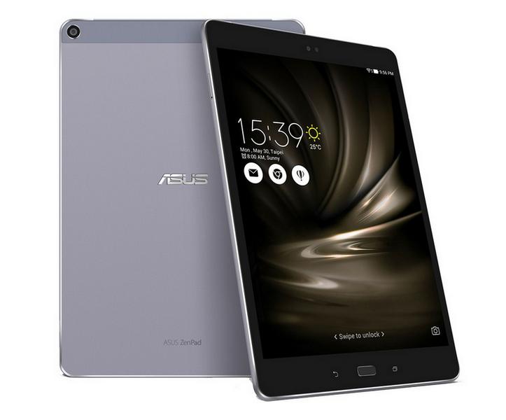 Планшет Asus ZenPad 3S 10 LTE основан на SoC Snapdragon 650