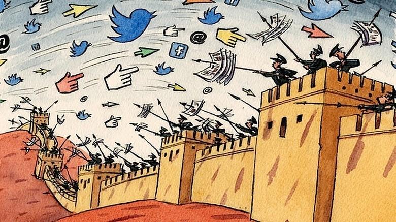 Интернет по всему миру: Китай - 1