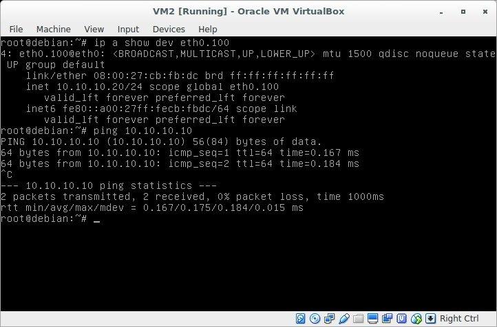 Лабораторная работа «Обучаемся настраивать сети в GNU-Linux» - 11