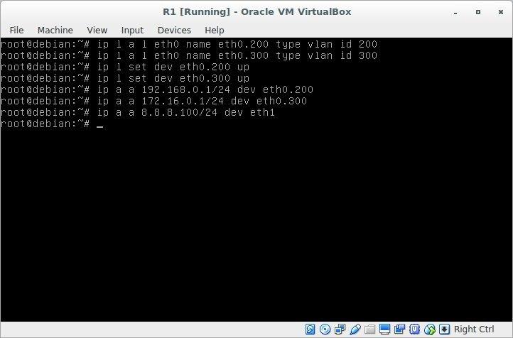 Лабораторная работа «Обучаемся настраивать сети в GNU-Linux» - 17