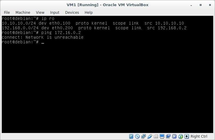 Лабораторная работа «Обучаемся настраивать сети в GNU-Linux» - 20