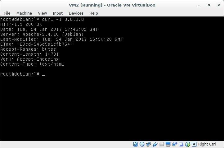Лабораторная работа «Обучаемся настраивать сети в GNU-Linux» - 28