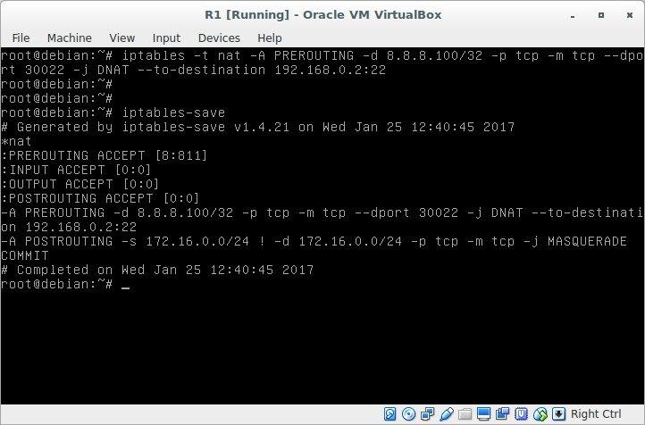 Лабораторная работа «Обучаемся настраивать сети в GNU-Linux» - 33