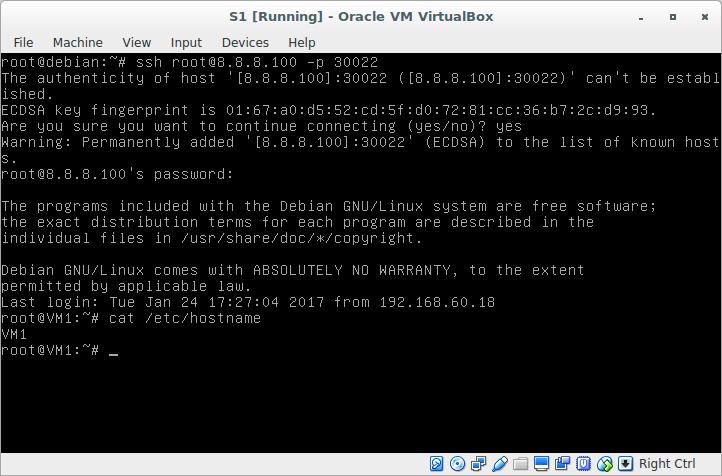Лабораторная работа «Обучаемся настраивать сети в GNU-Linux» - 34