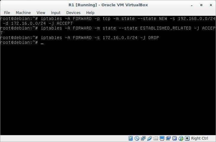 Лабораторная работа «Обучаемся настраивать сети в GNU-Linux» - 36