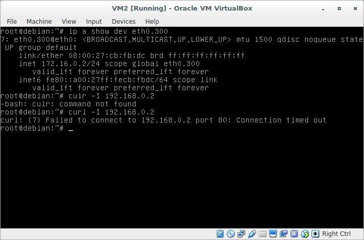 Лабораторная работа «Обучаемся настраивать сети в GNU-Linux» - 38