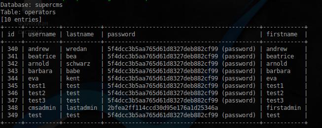 Hack.me: Ещё одна площадка для оттачивания навыков в области ИБ - 7