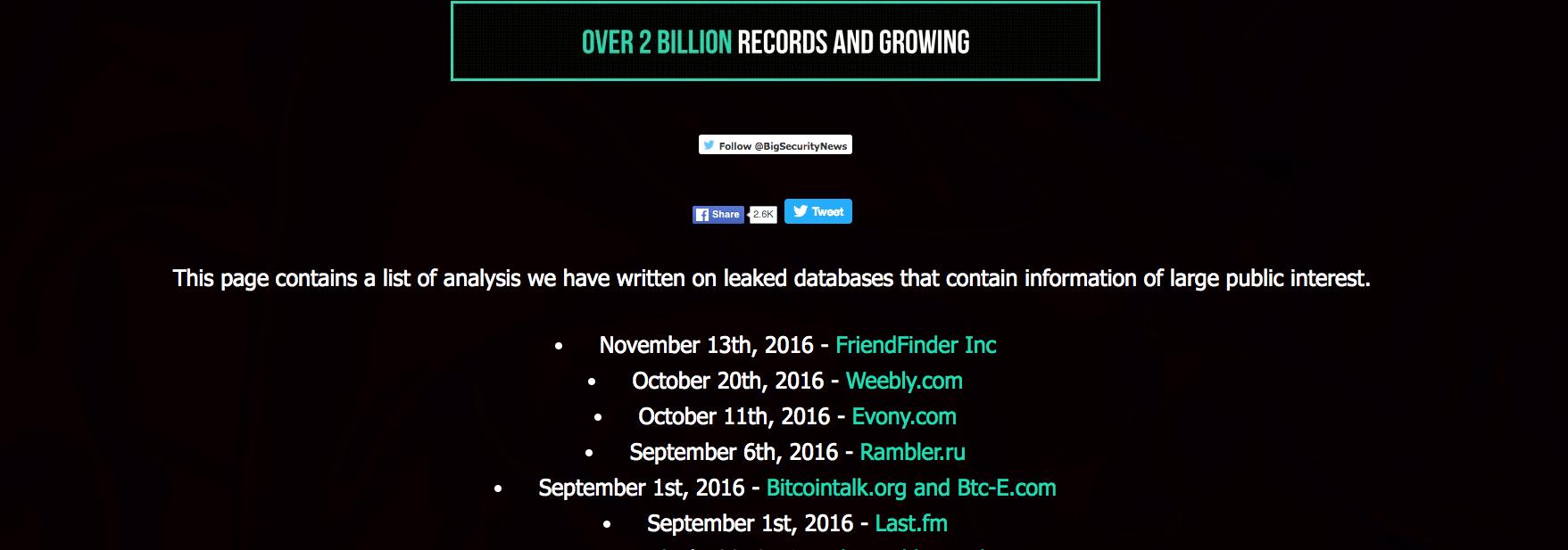 У владельца LeakedSource конфисковали SSD, серверы арестованы - 1