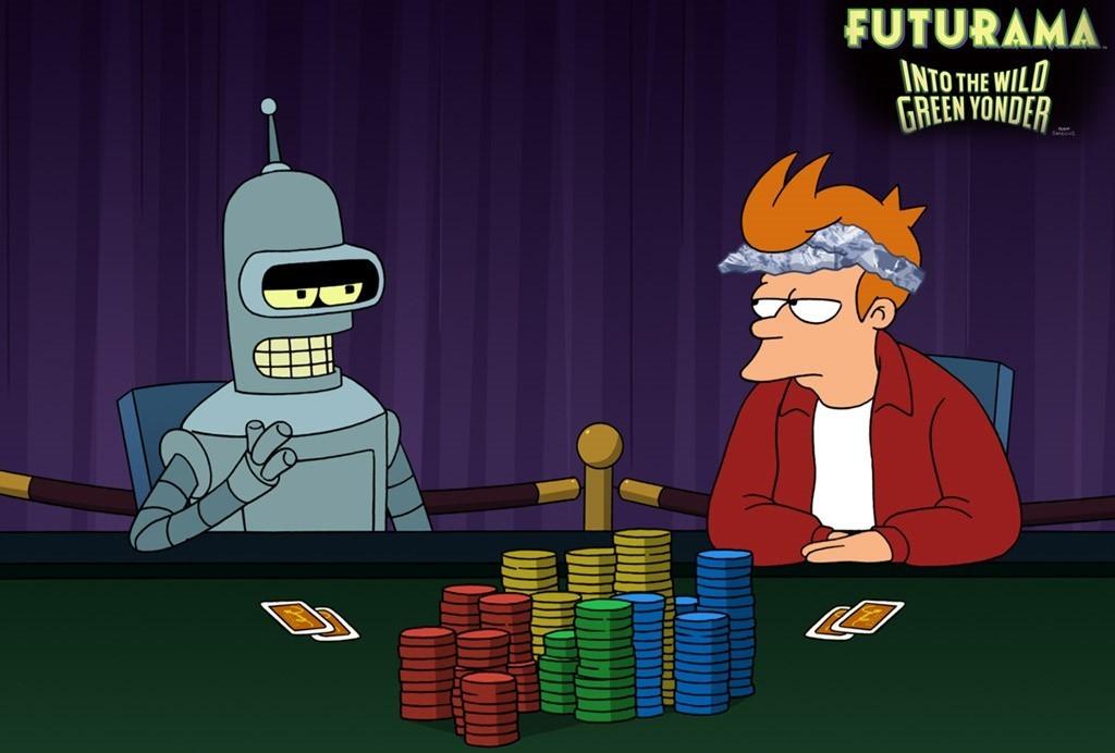ИИ: блеф, отъем денег у населения и победа над неопределенностью - 1