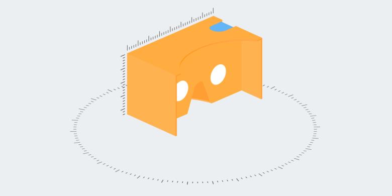 Подходы к дизайну в виртуальной реальности - 1