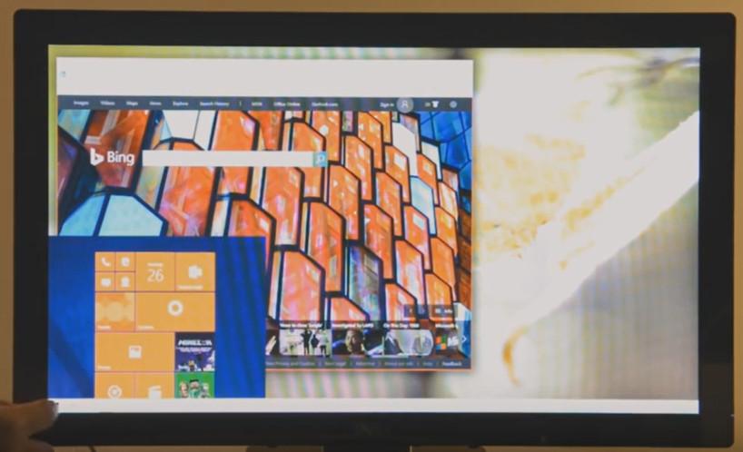 Microsoft разрабатывает адаптивную оболочку для Windows 10 - 2