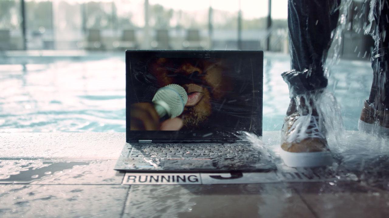ThinkPad — испытание музыкой и отбойным молотком - 9