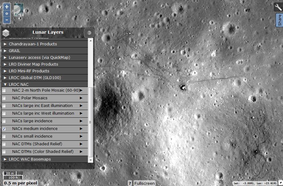 Виртуальная экспедиция на Луну. Практическое пособие - 16