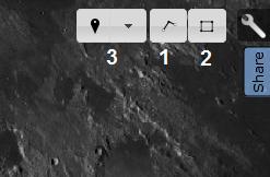 Виртуальная экспедиция на Луну. Практическое пособие - 18