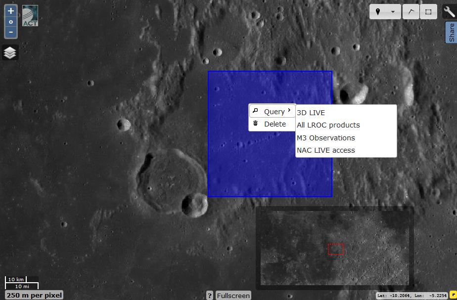 Виртуальная экспедиция на Луну. Практическое пособие - 20