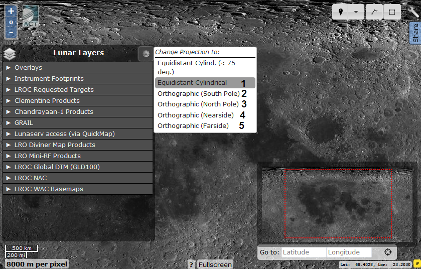 Виртуальная экспедиция на Луну. Практическое пособие - 3