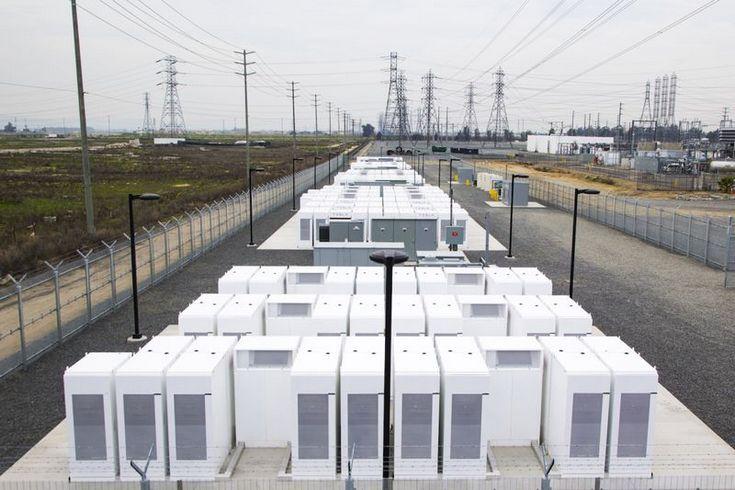 Tesla запустила 20-мегаваттное аккумуляторное хранилище