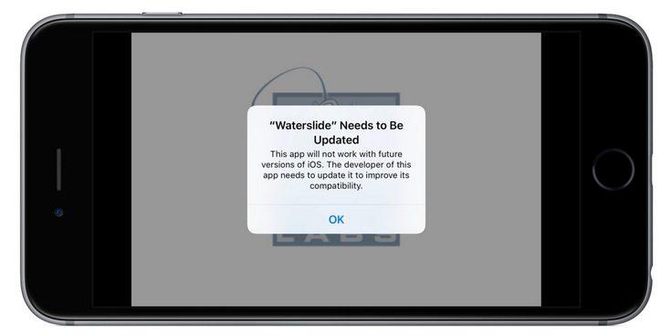 Apple откажется от поддержки 32-разрядного ПО в новой iOS