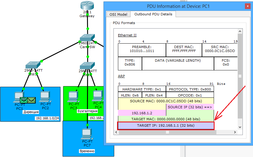 Основы компьютерных сетей. Тема №6. Понятие VLAN, Trunk и протоколы VTP и DTP - 43