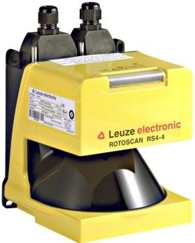 Реверс-инжиниринг лазерного сканера Leuze RS4 - 1