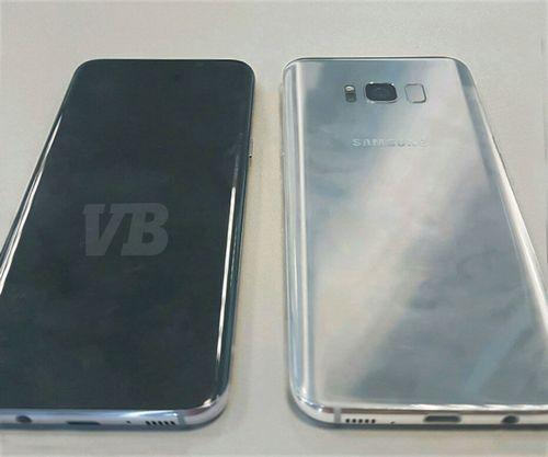 На MWC 2017 ожидается демонстрация минутного видеоролика по Samsung Galaxy S8