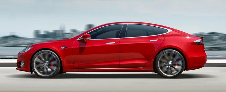 Tesla Motors теперь называется просто Tesla