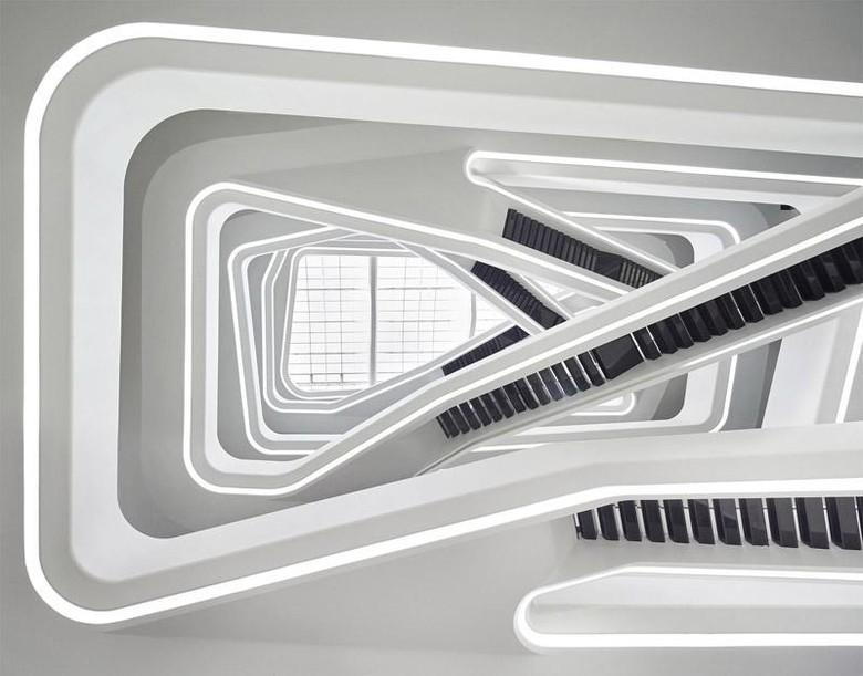 Параметрическая архитектура будущего Захи Хадид - 10
