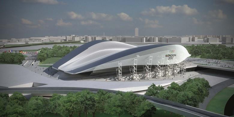 Параметрическая архитектура будущего Захи Хадид - 13