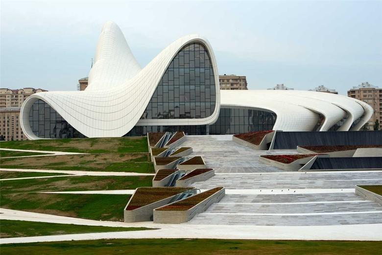 Параметрическая архитектура будущего Захи Хадид - 16