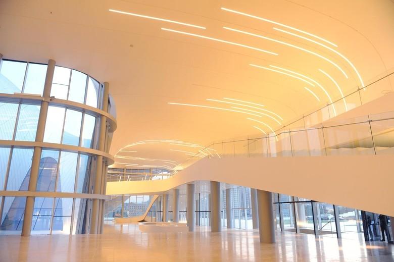 Параметрическая архитектура будущего Захи Хадид - 19