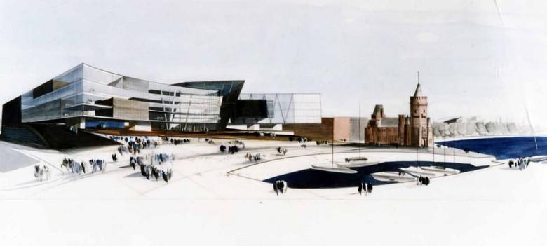 Параметрическая архитектура будущего Захи Хадид - 3
