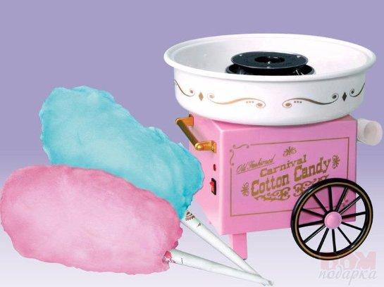Ученые приспособили машину для изготовления сладком ваты к выращиванию тканей человеческого организма