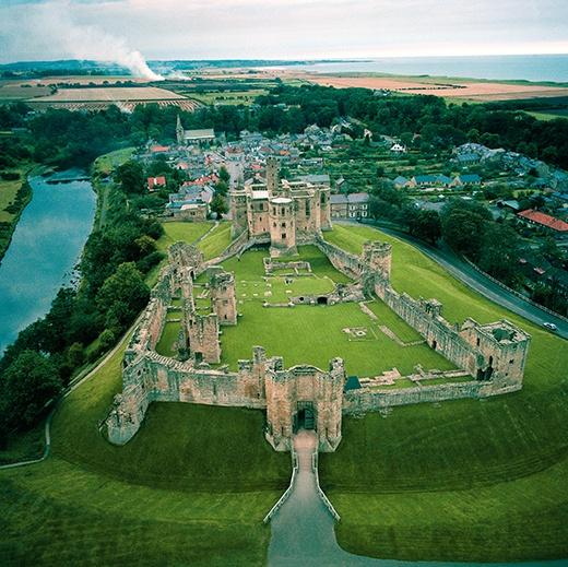 Как построить средневековый замок - 8