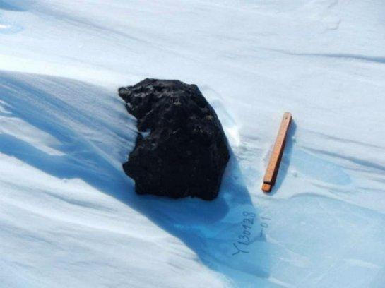 Британские ученые собираются ехать в Антарктиду, чтобы искать там упавшие метеориты