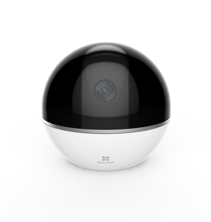 Камера EZVIZ Mini 360 Plus поддерживает видео 1080p