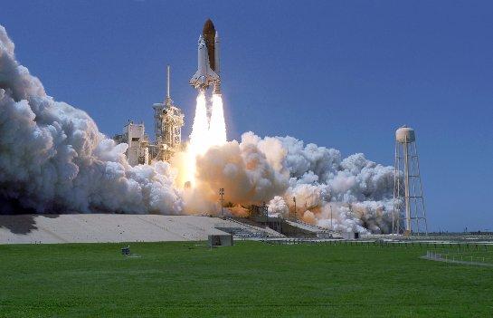 Запуски космических кораблей ухудшают экологию нашей планеты
