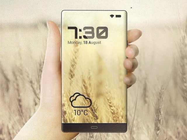 Allview также выпустит смартфон, который составить конкуренцию с Xiaomi Mi Mix