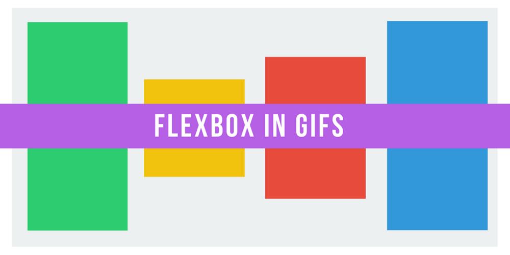 Работа с Flexbox в гифках - 1