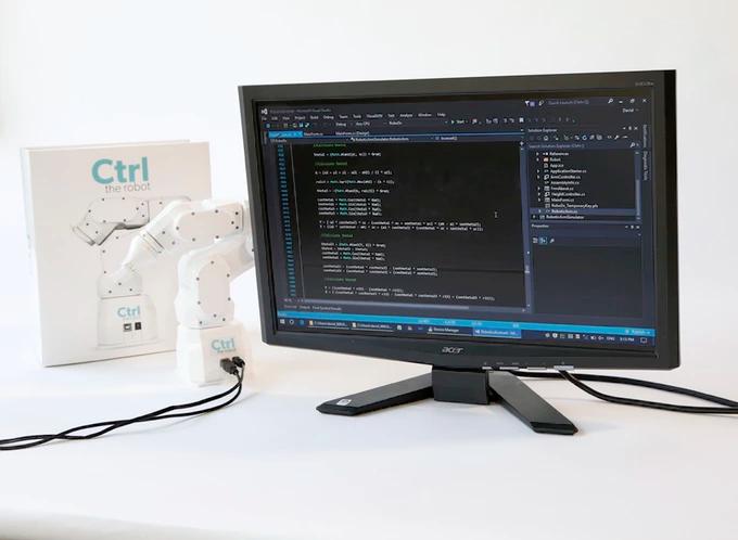 CTRL The Robot — из цеха на стол - 10
